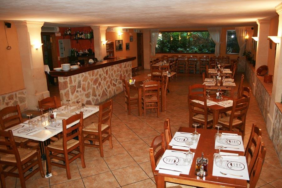 Restaurant Cas Padri Toni - Es Celler