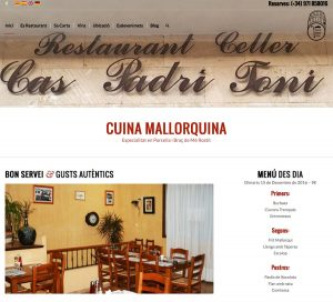 Cas Padri Toni - Nueva Web